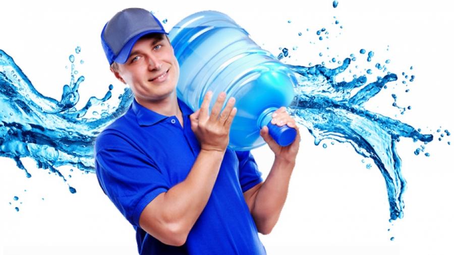 Доставка воды для кулера на дом